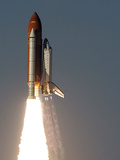 APTOPIX Space Shuttle Photographic Print by Chris O'Meara