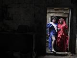 APTOPIX Nicaragua San Jeronimo Photographic Print by Esteban Felix