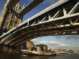 Travel Trip London on a Budget Photographic Print by Matt Dunham