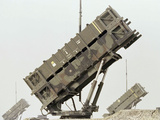 U.S. Air Defense System Photographic Print by  Associated Press