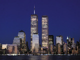Attacks Trade Center Photographic Print by Mark Lennihan
