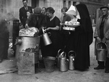 WWII London Sisters of Mercy Photographic Print by  Anonymous