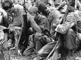 Vietnam War Mourning Dead Photographic Print by Horst Faas