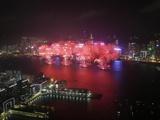 APTOPIX Hong Kong China National Day Photographic Print by Kin Cheung