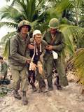 Vietnam War Photographic Print by  Associated Press