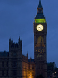 Britain Big Ben Photographic Print by Sang Tan