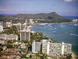 Travel Diamond Head Photographic Print by  Anonymous