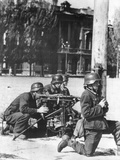 WWII German Army Takes Nikolaev Photographic Print by  Anonymous