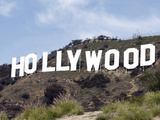 Hollywood for Sale Photographic Print by Reed Saxon