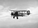 WWII England Swordfish Torpedo-Bomber Photographic Print