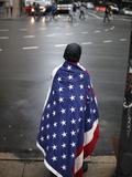 APTOPIX Wall Street Protest Philadelphia Photographic Print by Matt Rourke