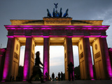Travel Trip Germany Berlin's Image Photographic Print by Miguel Villagran