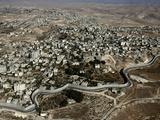 Mideast Walled Jerusalem Photographic Print by Emilio Morenatti