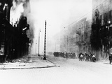 Warsaw Ghetto 1943 Photographic Print by  Anonymous