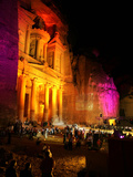 Jordan Petra Seven Wonders Photographic Print by Mohammad Abu Ghosh