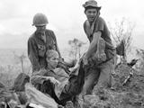 Vietnam War US Troops 1968 Photographic Print by Rick Merron