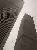 World Trade Center, New York Photographie par Adam Nadel