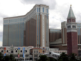 Las Vegas Sands Layoffs Photographic Print by Joe Cavaretta