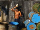 APTOPIX India Daily Life Photographic Print by Rafiq Maqbool