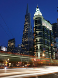 APTOPIX San Francisco Cityscape Photographic Print by Marcio Jose Sanchez