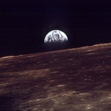 Apollo 8 Earth Photographic Print
