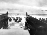 Invasion of Normandy Photographic Print