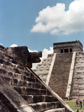Travel Trip Yucatan Contrasts Photographic Print by Giovanna Dell'orto