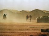 Gulf War 1990 Photographic Print by Bob Daugherty