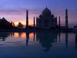 India Saving the Taj Photographic Print by Gurinder Osan