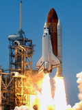 Space Shuttle Photographic PrintJohn Raoux