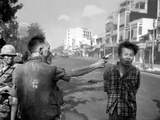 Vietnam War Saigon Execution Photographic Print by Eddie Adams
