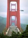 Golden Gate Bridge Photographic Print by Paul Sakuma