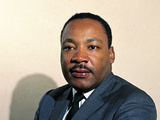 Martin Luther King Jr Photographic Print by  Associated Press
