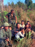 Vietnam Prisoner Rescue Photographic Print by Al Chang