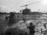 Vietnam War Mekong Delta Photographic Print by Horst Faas