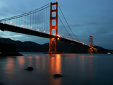 San Francisco Golden Gate Bridge Photographic Print by Marcio Jose Sanchez