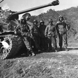 Korean War Photographic Print by  BB