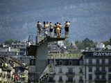 Travel Trip Geneva on a Budget Photographic Print by Anja Niedringhaus