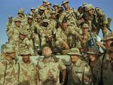 Gulf War 1990 Photographic Print by David Longstreath