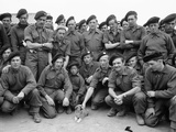 Korean War British Army First Battalion R&R Photographic Print by Jim Pringle