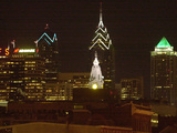 Philadelphia Skyline Photographic Print by Chris Gardner
