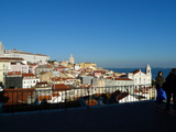 Travel Trip Lisbon on a Budget Photographic Print by Armando Franca