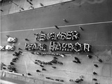 WWII NYC Pearl Harbor Rally Photographic Print