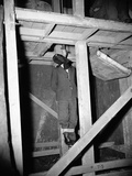 Germany WWII Civilian War Criminal Trial Execution Hanging Photographic Print by Peter Carroll