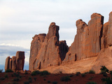 Travel Trip Arches Moab Photographic Print by Beth J Harpaz