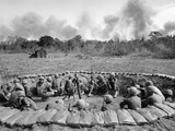 Vietnam War Operation Attleboro Photographic Print by John Nance