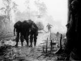Battle Casualty Photographic Print by Hugh Van Es