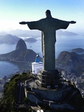 Brazil New Seven Wonders Photographic Print by Renzo Gostoli