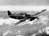 British RAF Hawker Hurricane Photographic Print