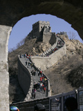 Travel Trip China Bring on Beijing Photographic Print by Robert F. Bukaty